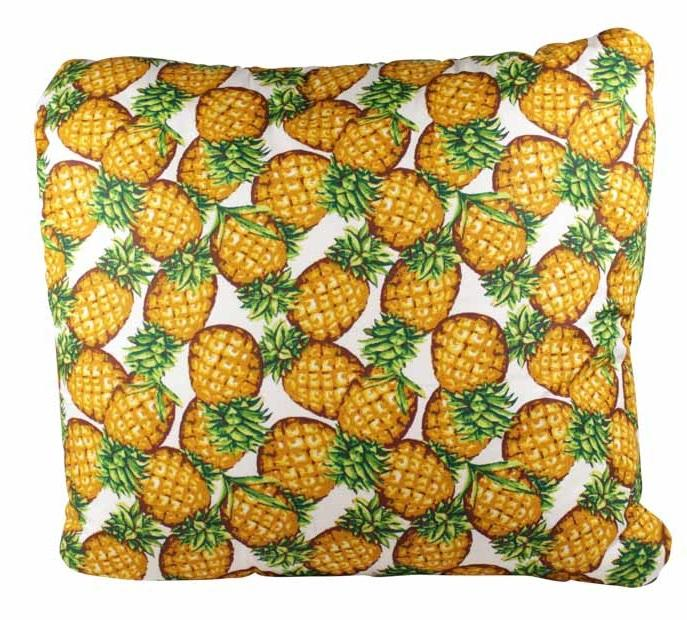 Pineapples Secret Pillow