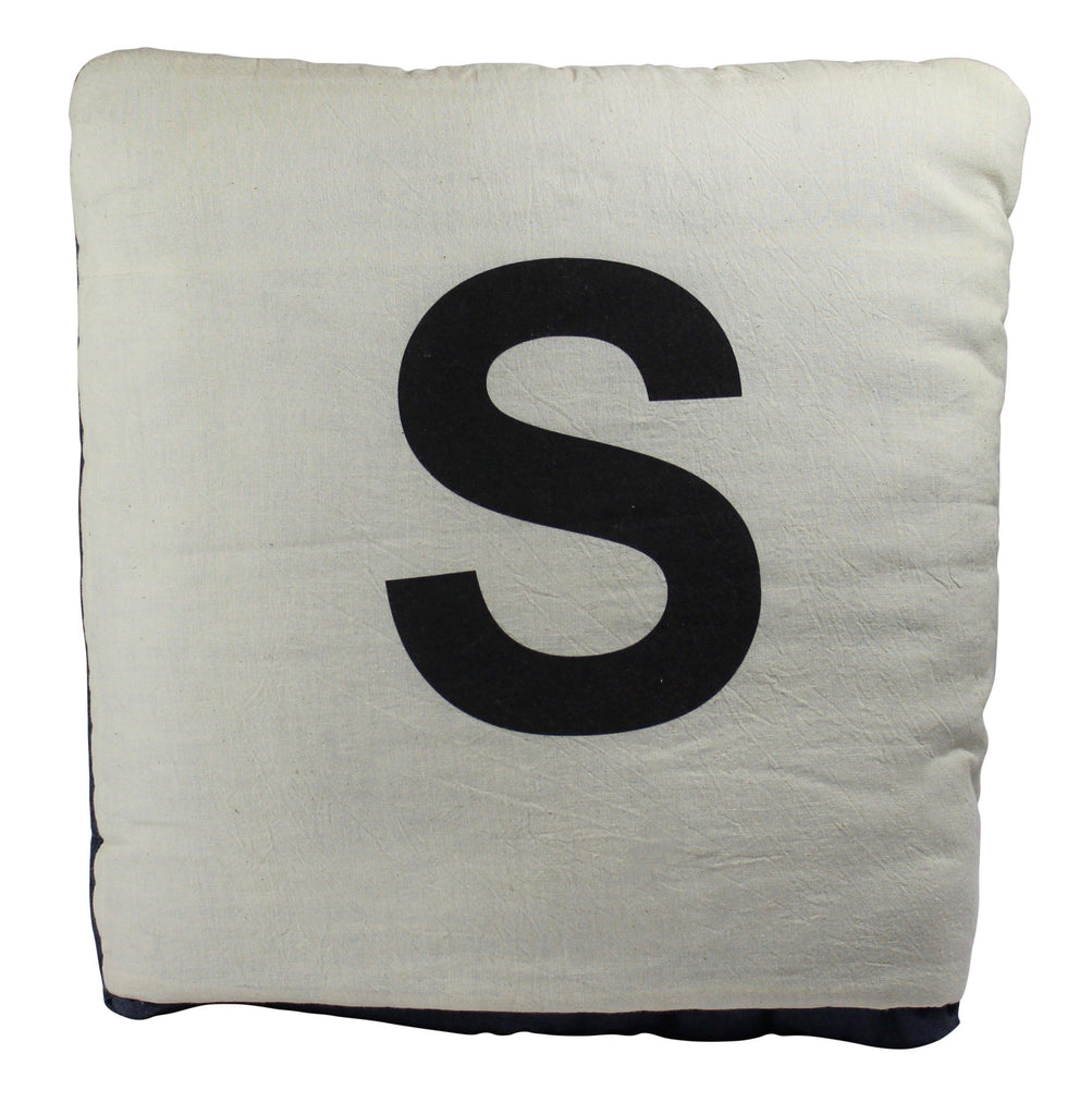 Alphabet Secret Pillow