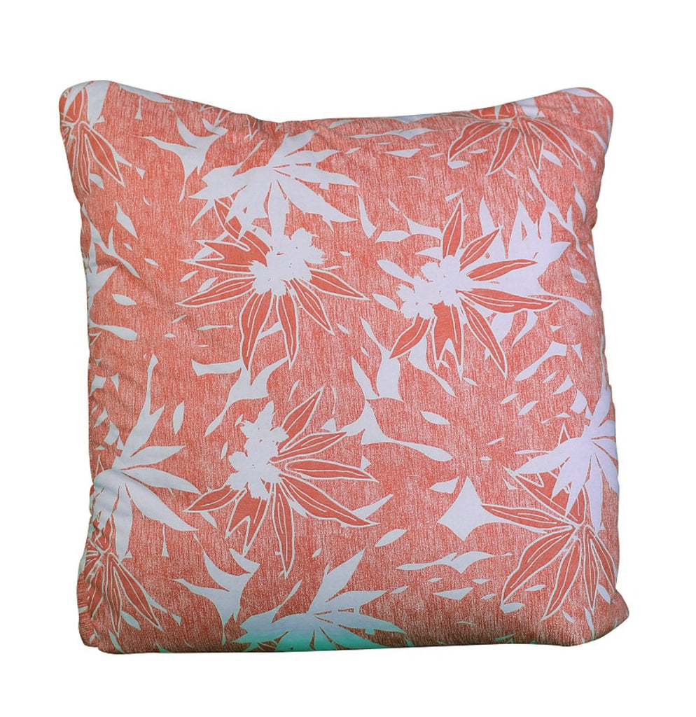 Tropical Glow Secret Pillow