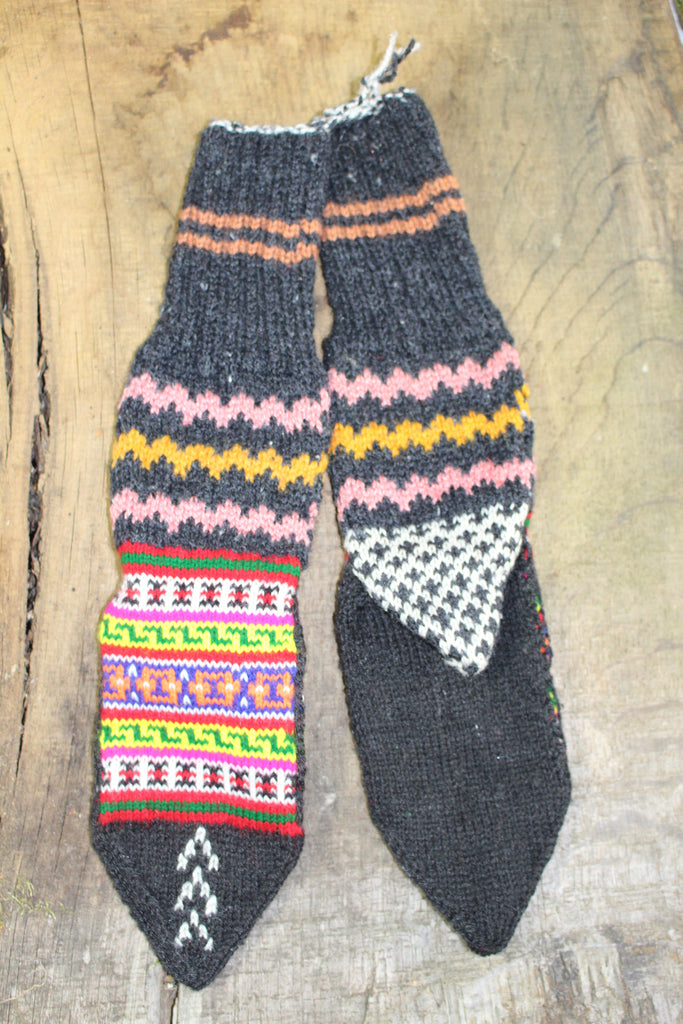Rocky Road LARGE Secret Spiti Socks