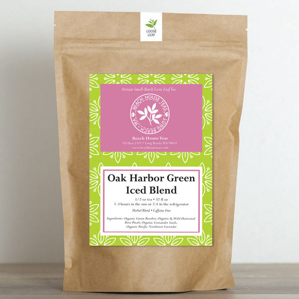 Oak Harbor Green Iced Blend