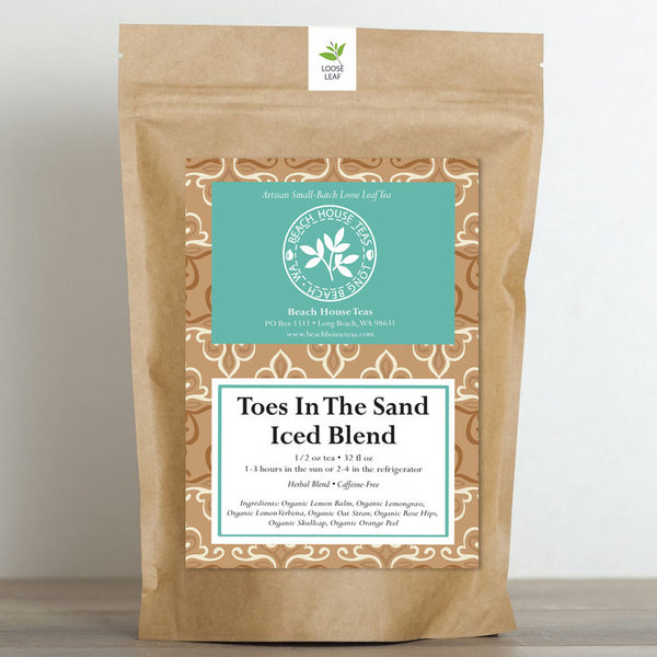 Toes In The Sand Iced Blend