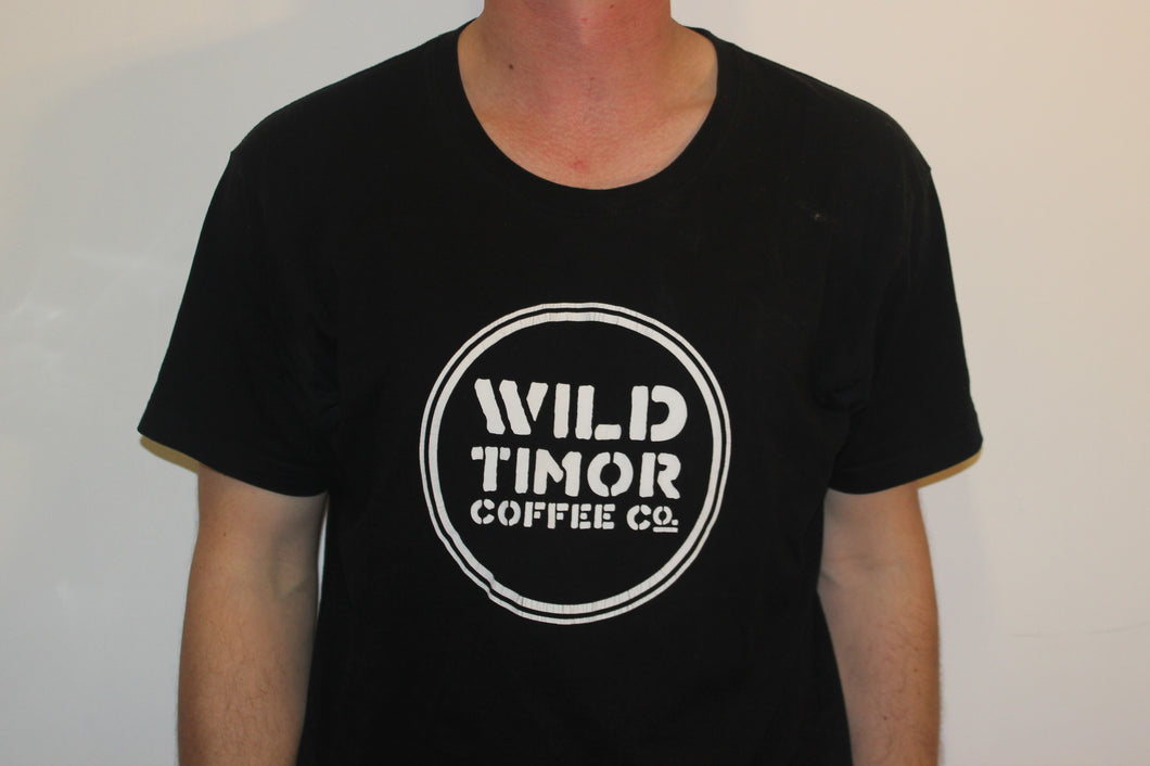 Wild Timor Coffee Short Sleeve T-Shirt - Wild Timor Coffee Co.