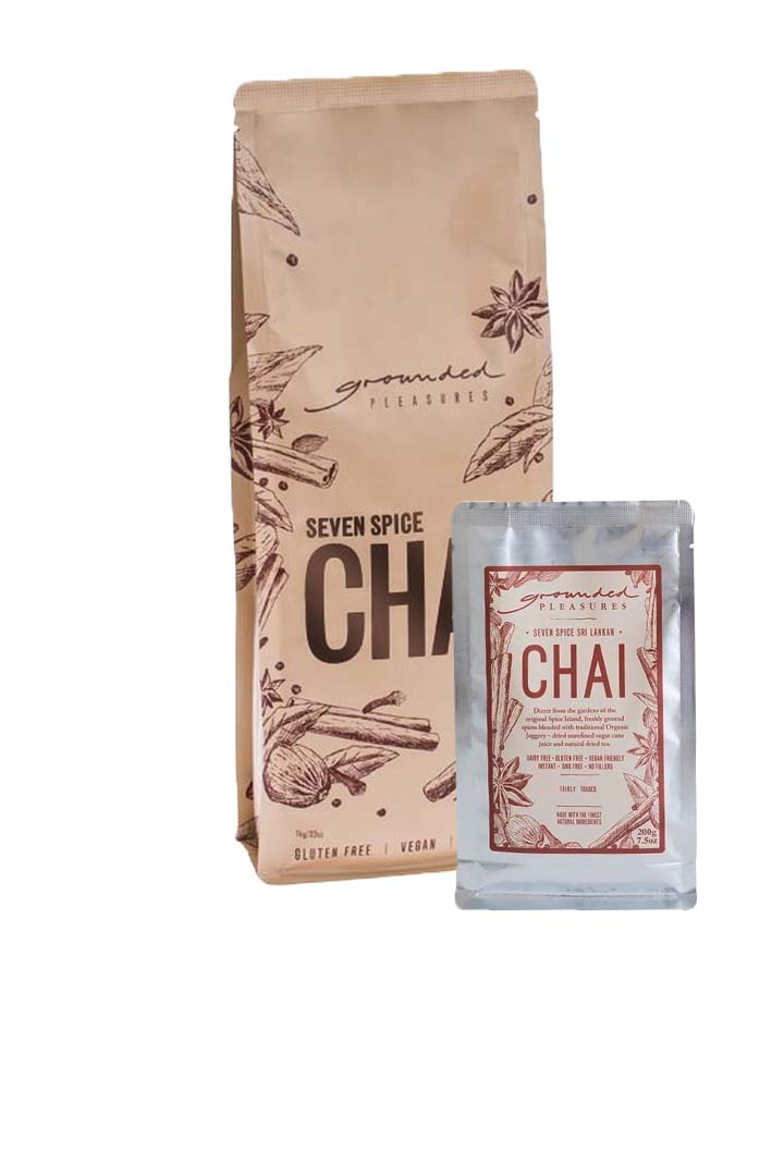 Grounded Pleasures Seven Spiced Sri Lankan Chai 1kg