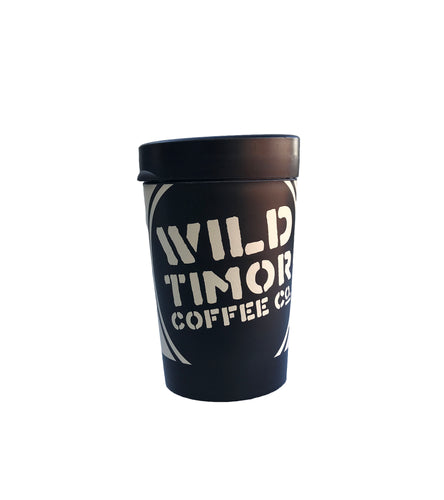 Wild Timor Coffee Reusable Cuppa Cup