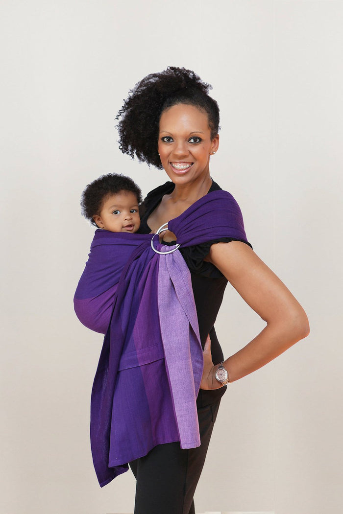 Maya Wrap Isle of Skye Lightly Padded Ring Sling