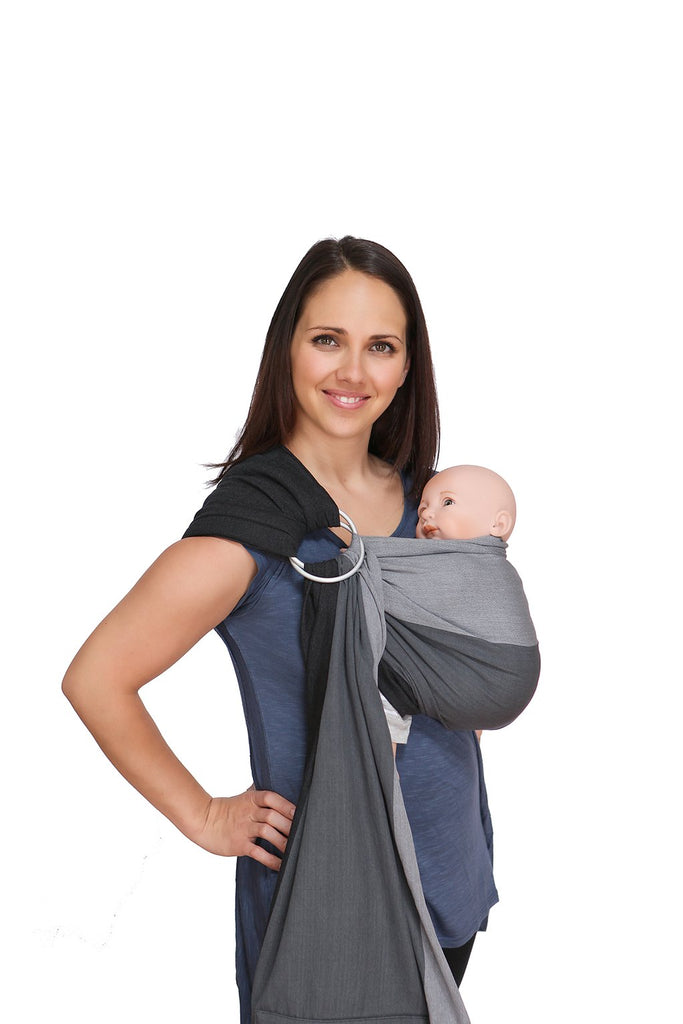 Maya Wrap Asher Lightly Padded Ring Sling