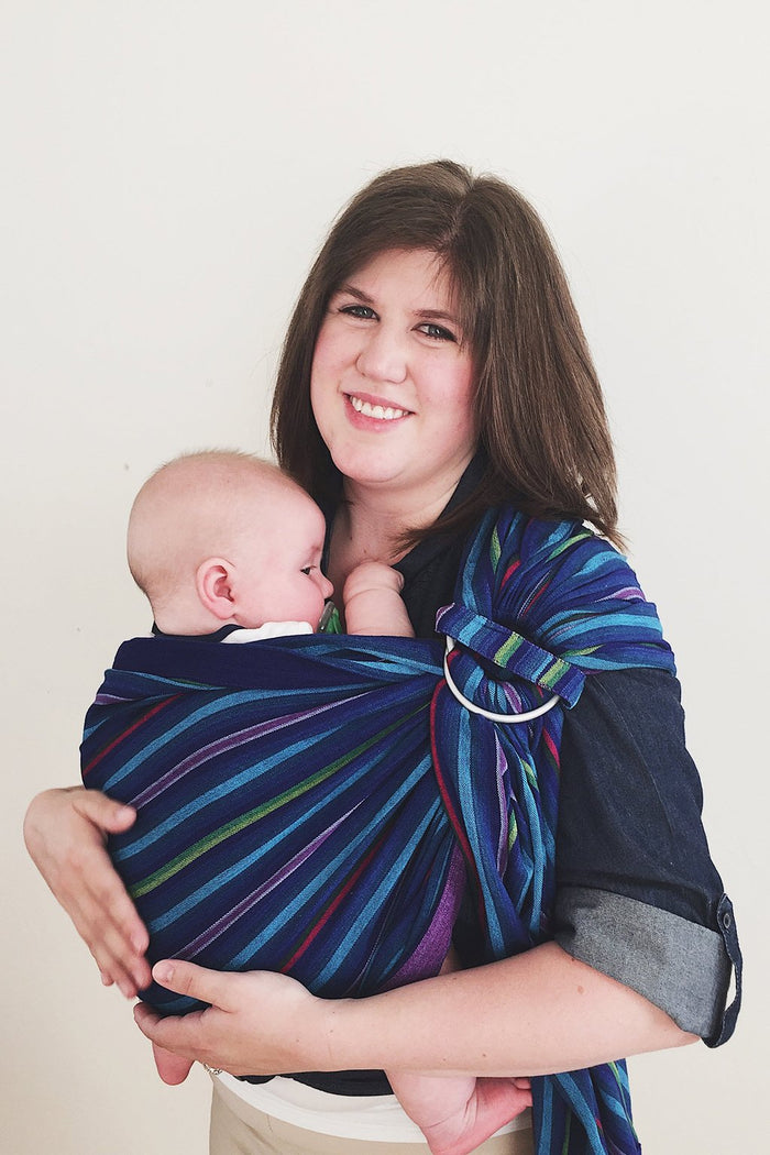 Maya Wrap Berries ComfortFit Ring Sling
