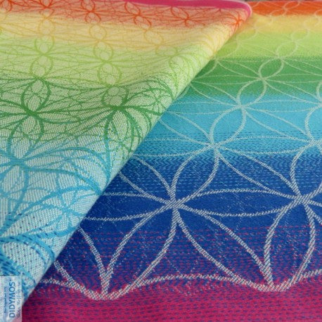 Didymos Flower of Life Rainbow