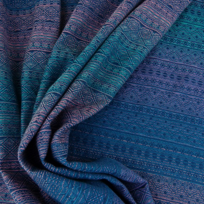 DIDYMOS Prima Sole Occidente Organic Cotton Woven Wrap