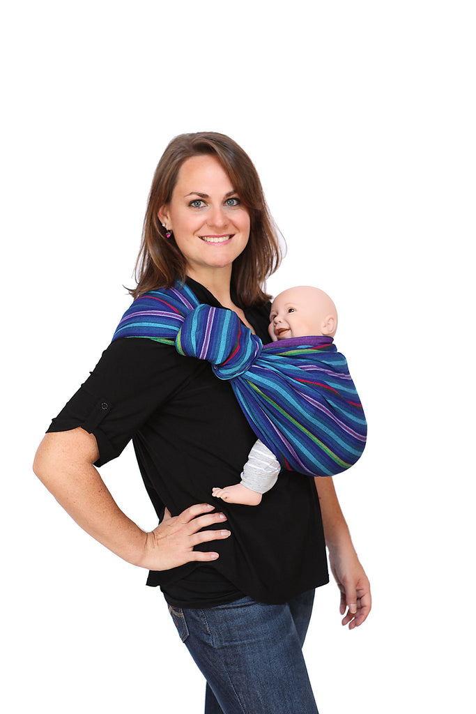 Maya Wrap Berries Lightly Padded Ring Sling