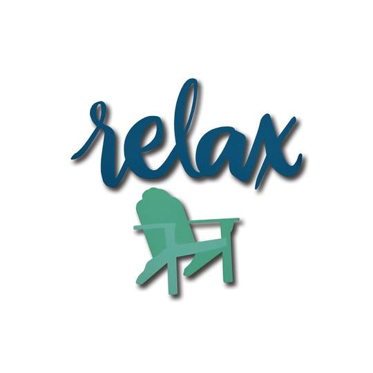 Roeda - Relax W/Adirondack Chair S/2 - R199