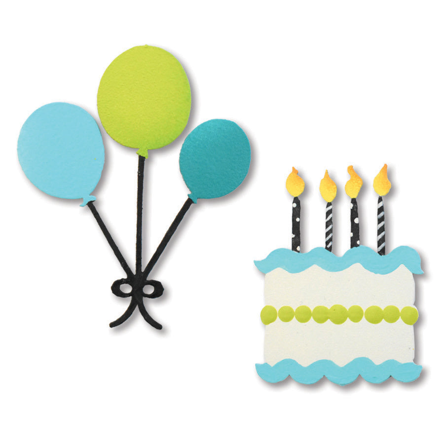 Roeda - BIRTHDAY - SET OF 2 - R502