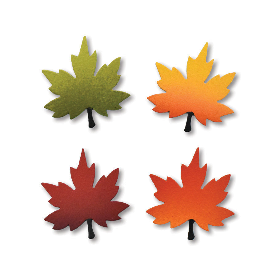 Roeda - MAPLE LEAF - SET OF 4 - R303