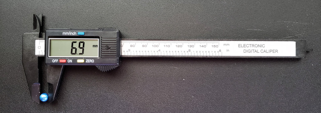 Digital Caliper for measuring your pearls