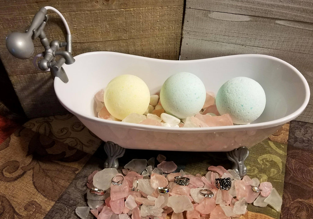 Pendant Bath Bombs