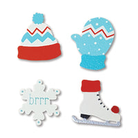 Roeda - Brr Winter Set of 4 - R417
