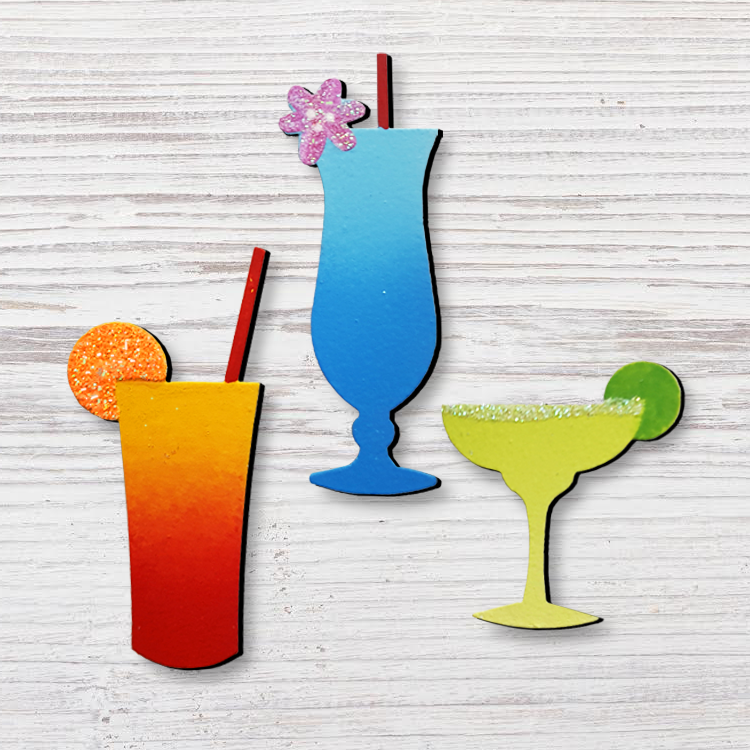Roeda - SUMMER SIPPER - SET OF 3 - R250