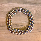Multi Color Fresh Water pearl necklaces