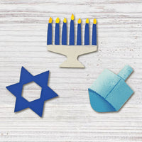 Roeda - Hanukkah Set of 3 - R414