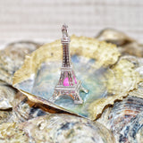 Eiffel Tower - Sterling Silver  #164