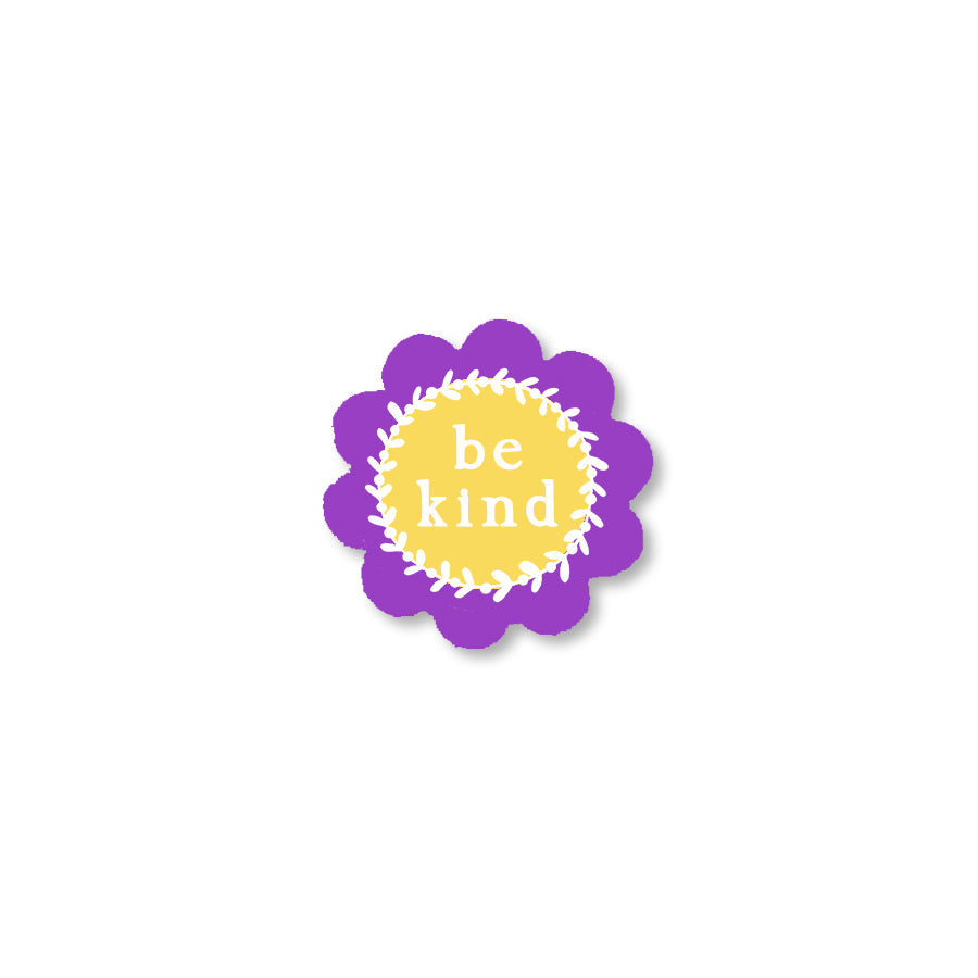 Roeda - FLOWER W/BE KIND - R608