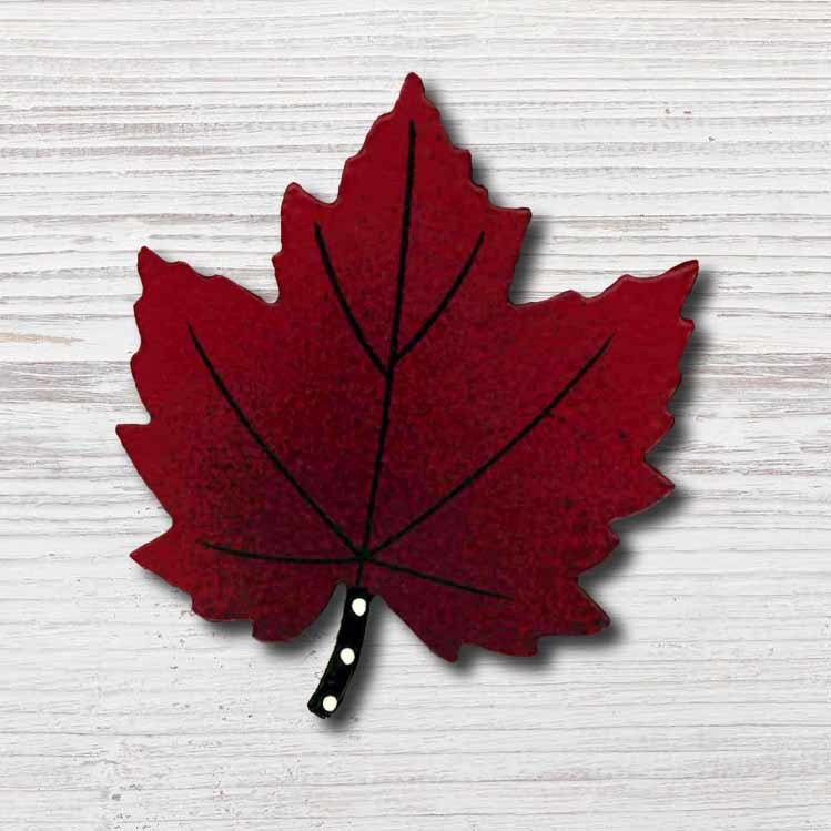 Roeda - MAPLE LEAF - RED - R609