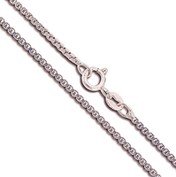 Chain - Sterling Silver Box Chain 1.5mm