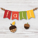 Roeda - FALL BANNER - SET OF 3 - R301