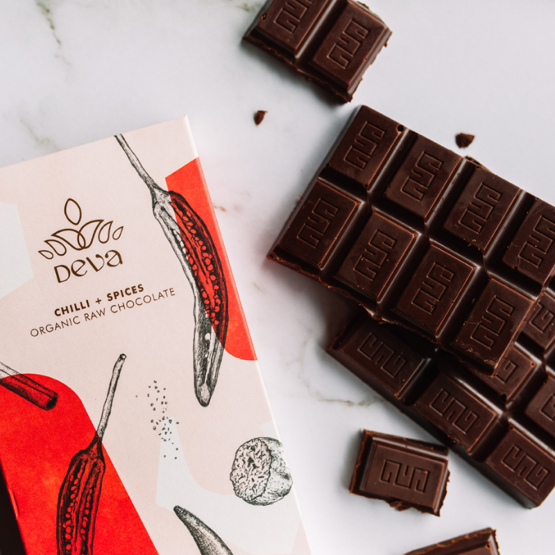 Small Business Love with Deva Cacao and The Love Story Behind Their Handmade Chocolate