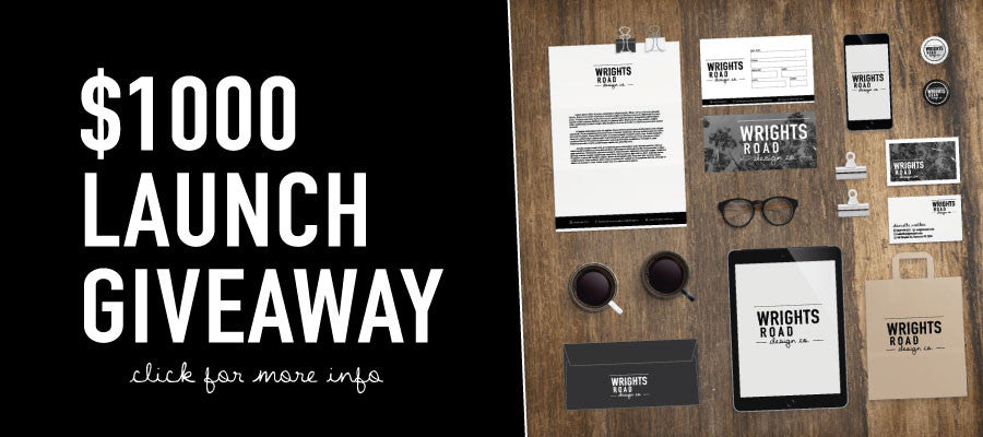 RELAUNCH GIVEAWAY