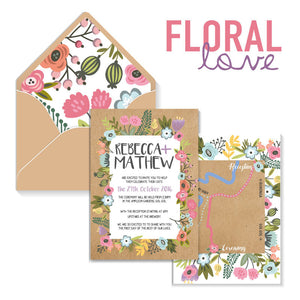Floral Love