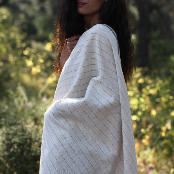 Turkish Towel by Raven's Landing Australia. The slow fashion towel handmade by Turkish Artisans.