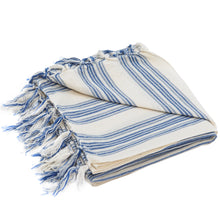 Turkish Towel Blue Shades