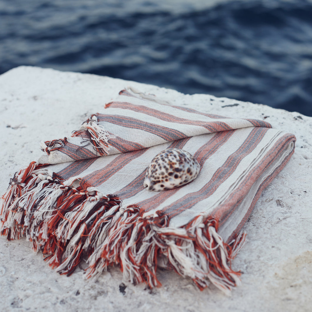 Desert Peştemal Turkish Beach Towel