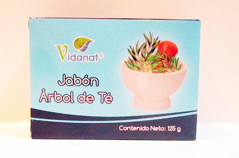 TEA TREE SOAP 125G VIDANAT