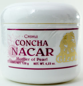 CREAM PEARL CONCH 120G GIZA
