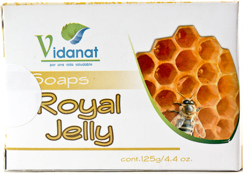 SOAP ROYAL JELLY 125 G VIDANAT