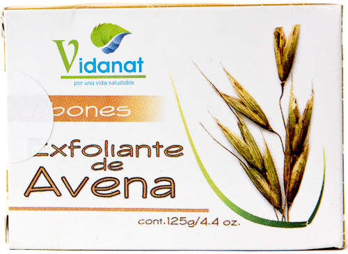 SOAP OATS EXFOLIANTE 125 G VIDANAT