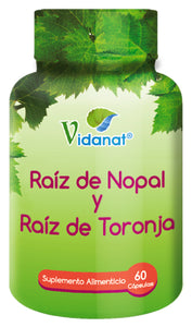 ROOT ROOT AND GRAPEFRUIT CACTUS 60 CAP VIDANAT