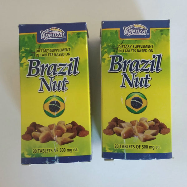 Brazillian Seed. Semilla Brazil. Pack Two box.