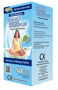 AMINOSTRESS PLUS 50 CAP XOTLA