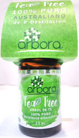 OIL TEA TREE 10 ML ARBORA