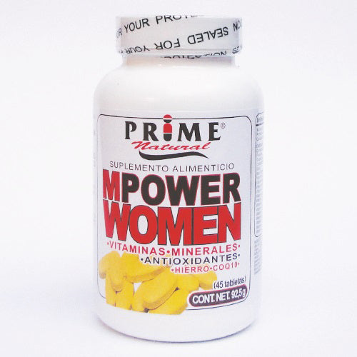MPOWER WOMEN 45 TAB PRIME