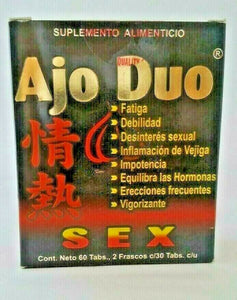 SEX AJO DUO DESINTERES SEXUAL