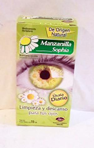 MANZANILLA ORIGINAL 15ML SOPHIA