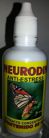 NEURODIN EXTRACTO 55 ML AFRODIN