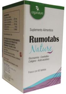 RUMOTABS 60 TAB ORGANATURE