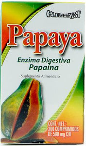 PAPAYA 300 COMPRIMIDOS GOLDEN