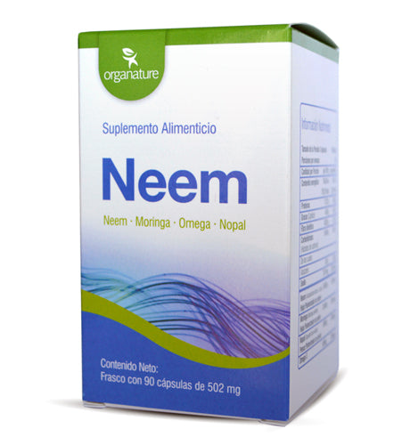 NEEM 90 CAP  ORGANATURE